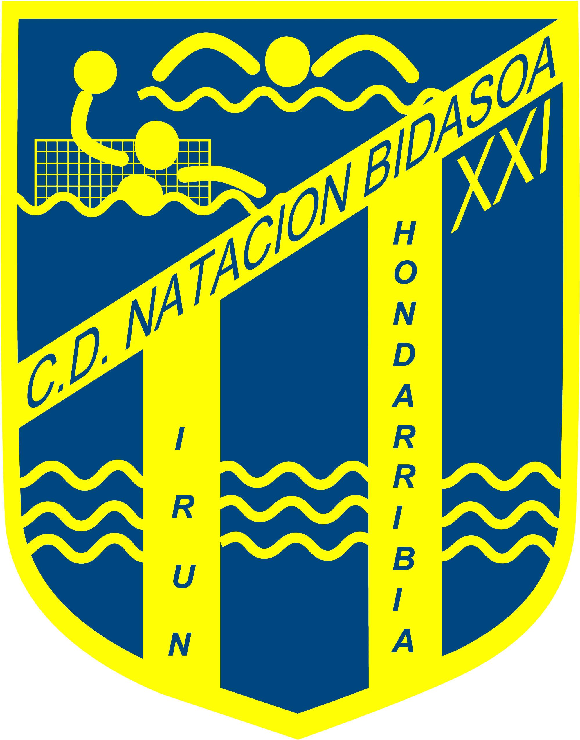 Logo de Centro Deportivo Natación Bidasoa XXI