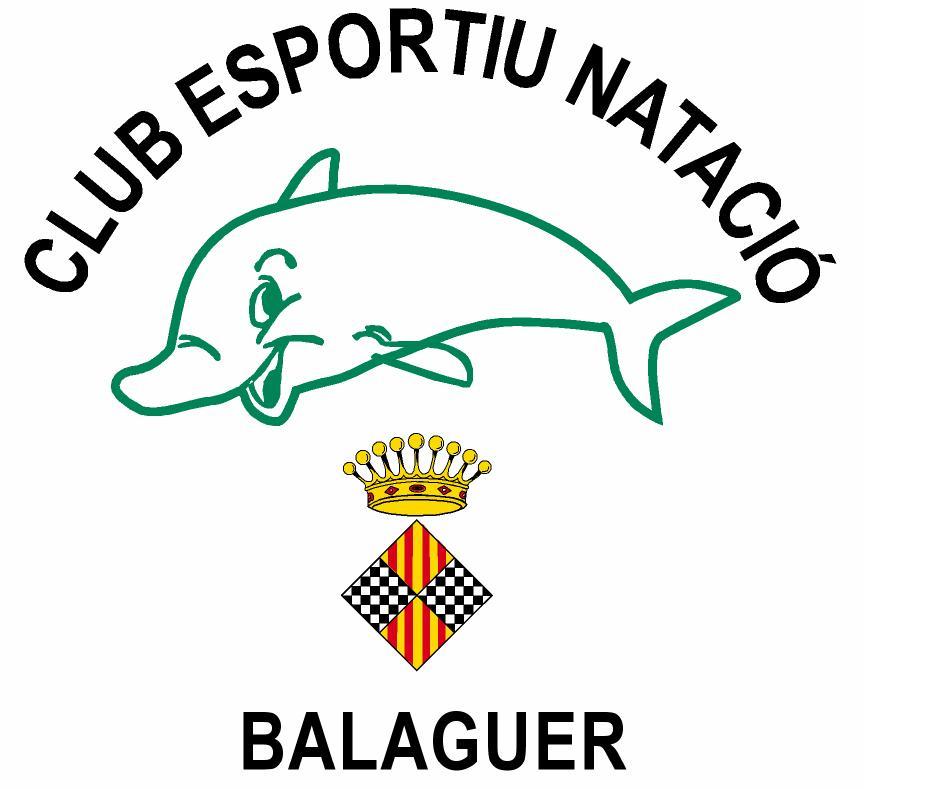 Logo de Club Esportiu Natacio Balaguer