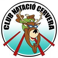 Logo de Club Natació Cervera