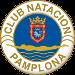 Logo del Club Natación Pamplona